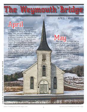 April - May 2019