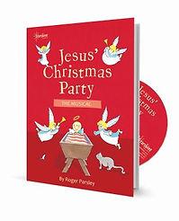 jesus christmas party CD