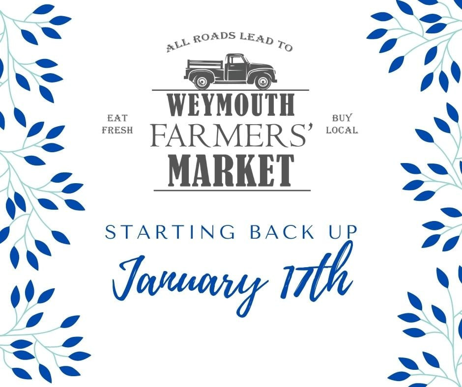 Jan 17 Weymouth market