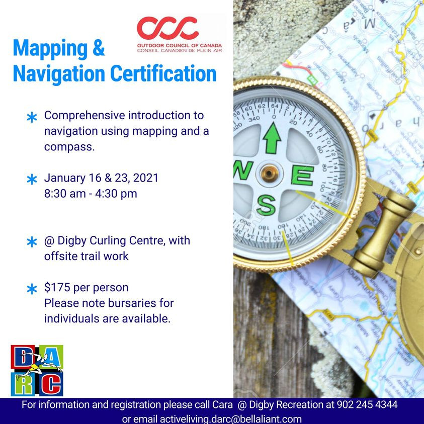 Jan 16 Mapping course