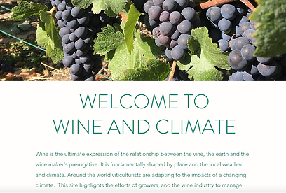 wineandclimate.org