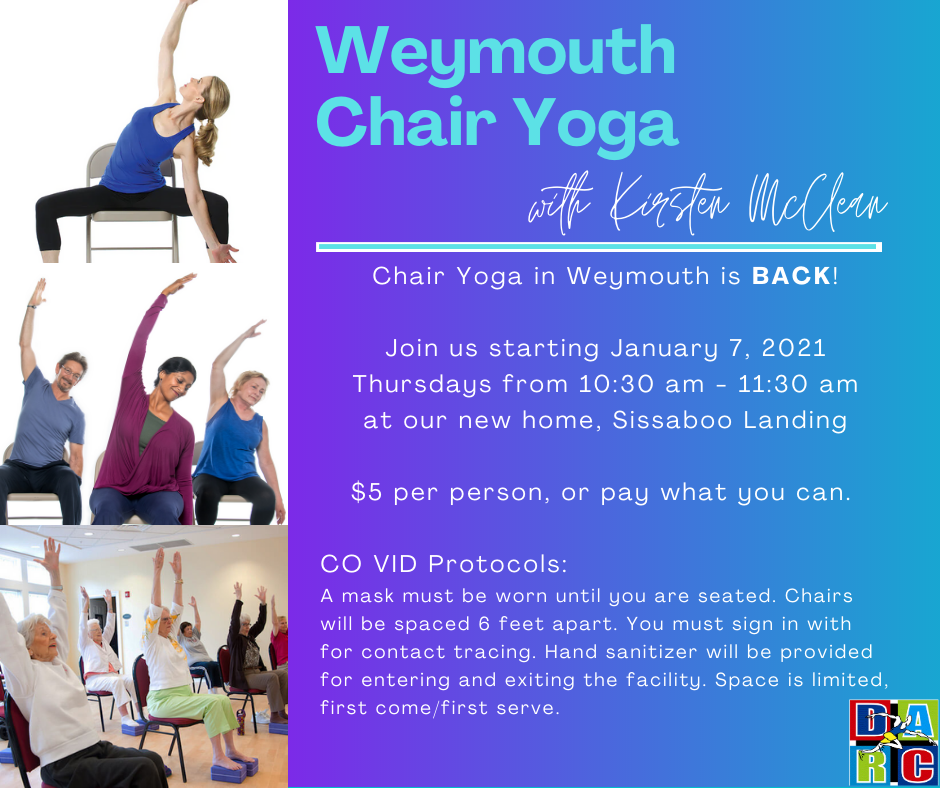 Jan 7 Yoga in Weymouth