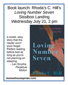 July 21 Book launch