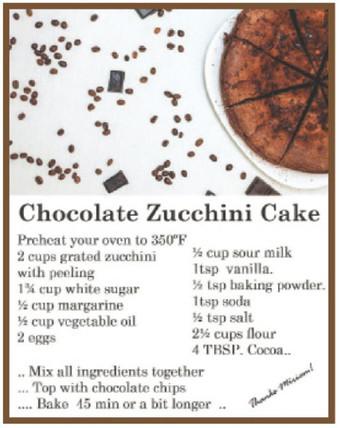 Chocolate zucchini cake Oct 2017.JPG