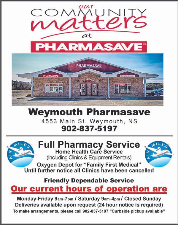 Weymouth Pharmasave