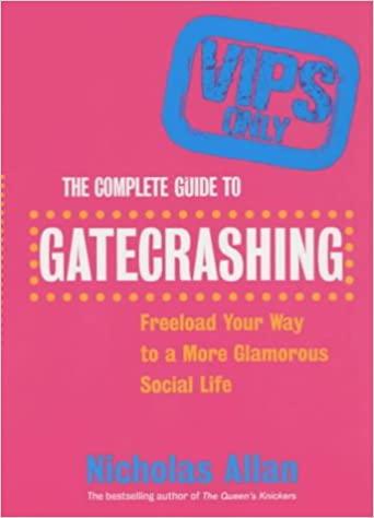 Gatecrashing