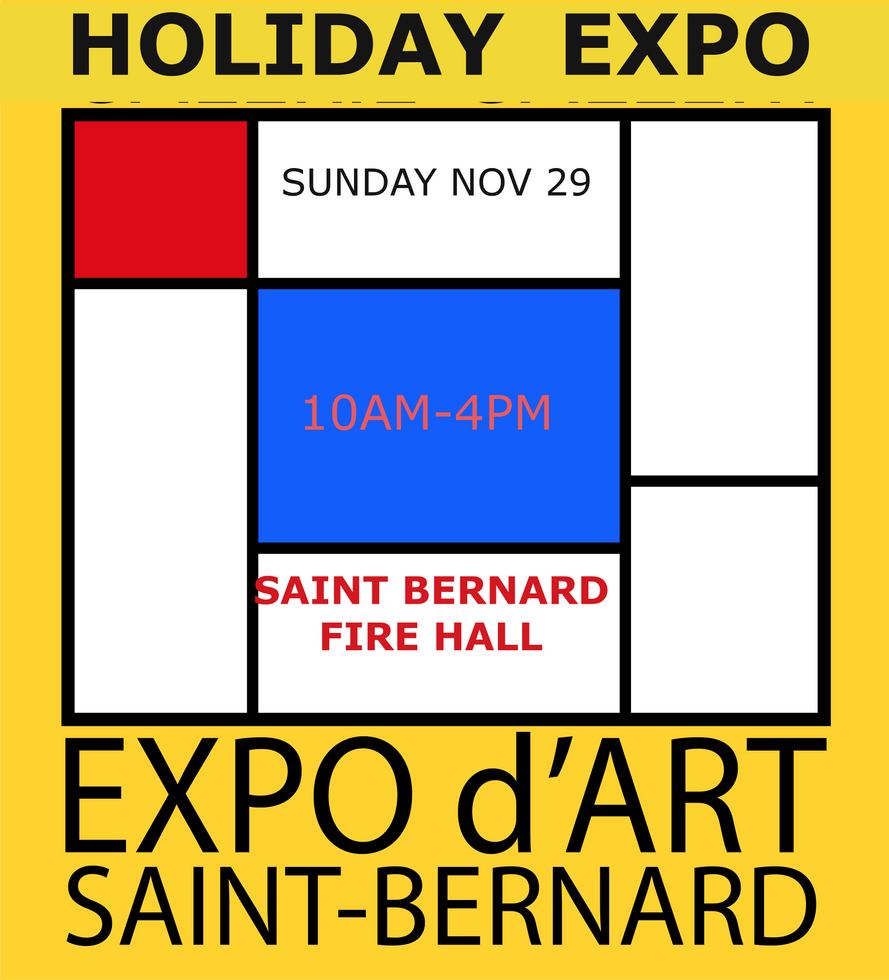 Nov 29 Expo d art St Bernard.png