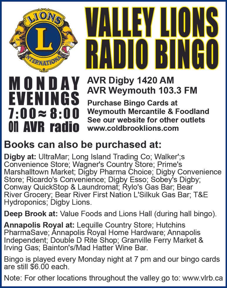 Valley Lions Radio Bingo.jpg