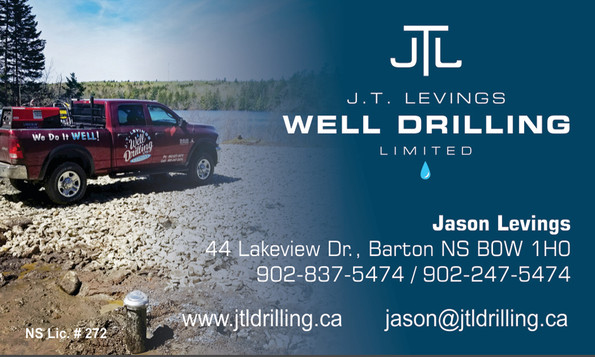 JT Levings Well Drilling LTD