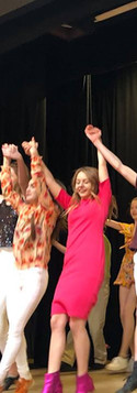 Irish Dancing in Legally Blonde 2019