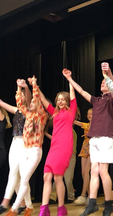Irish Dancing in Legally Blonde 2019