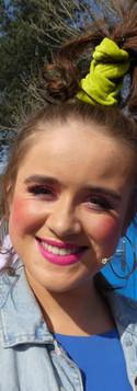 Georgia as Paulette in Legally Blonde 2019