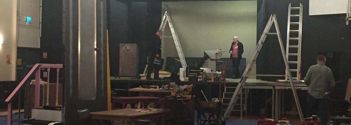Building the Set