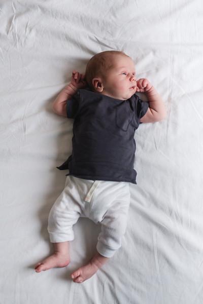 Portret newborn