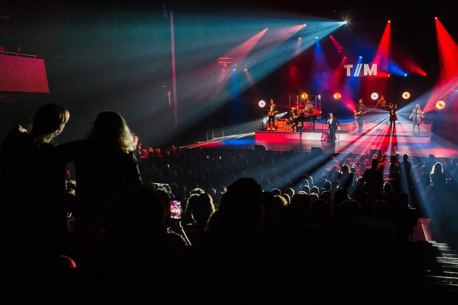 Robin Thoma concert fotografie Rotterdam