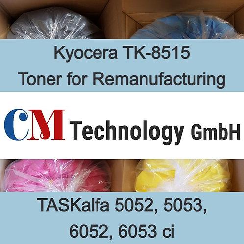 1 Kg, TK-8515 Kyocera, Toner Powder for Remanufacturing, CMT 8515