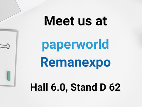 Getting Ready for the RemanExpo Paperworld