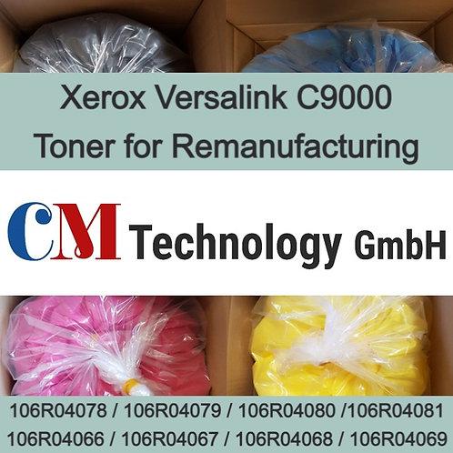1 Kg, Versalink C9000 Xerox, Toner Powder for Remanufacturing, CMX 9000 (55 PPM)