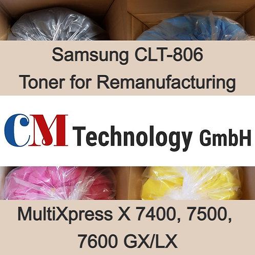 1 Kg, CLT-806 Samsung, Toner Powder for Remanufacturing, CMPS 806