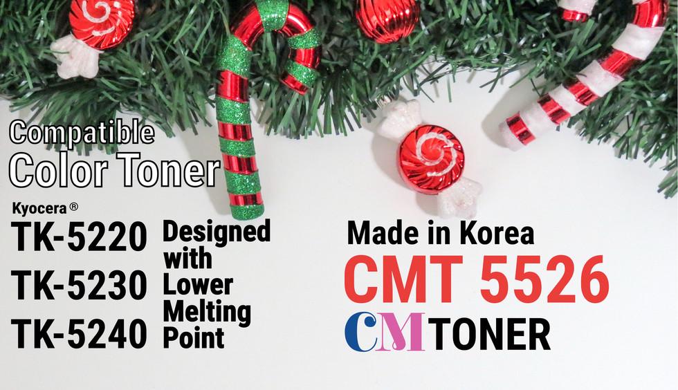 TK-5220/5230/5240 Compatible Toner