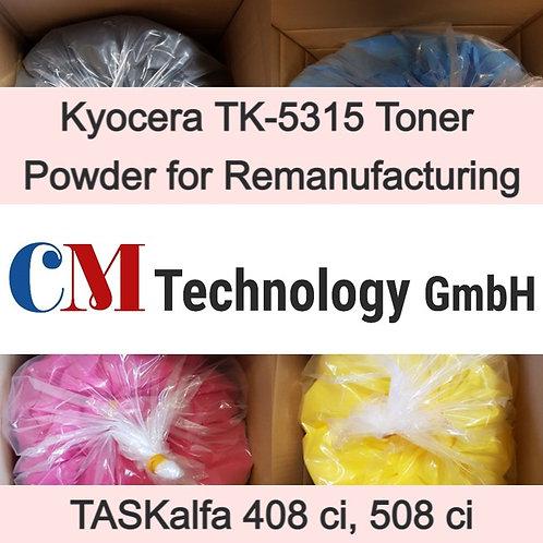 1 Kg, TK-5315, Kyocera, Toner Powder for Remanufacturing, CMT 8515