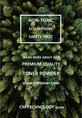CM Technology - Toner Powder for Remanufacturing