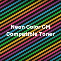 CM Neon Color Toner OKI Compatible Coming Soon - Toner Powder for Remanufacturing
