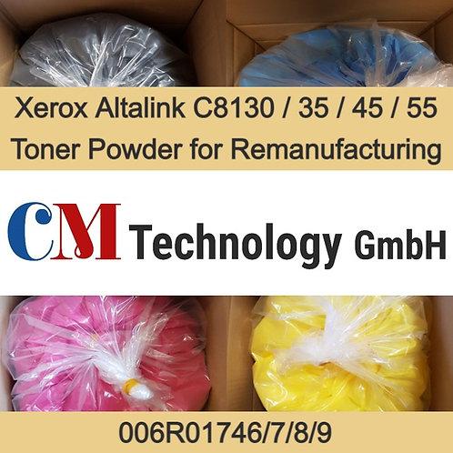 1 Kg, Altalink C 8130, 8155 Xerox, Toner Powder for Remanufacturing, CMX 9000