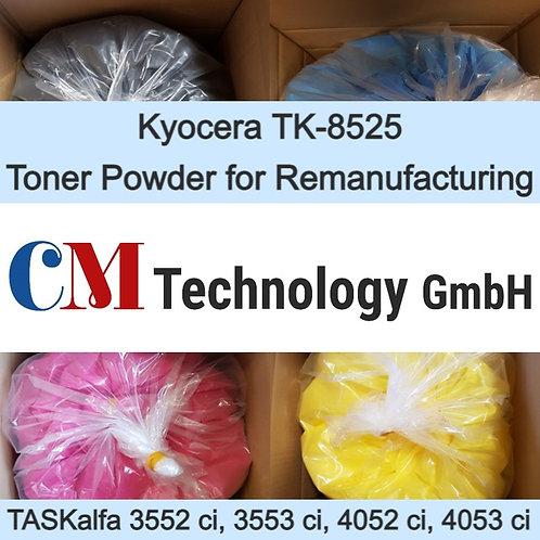 1 Kg, TK-8525 Kyocera, Toner Powder for Remanufacturing, CMT 8515
