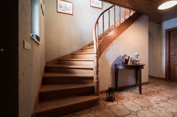 Escalier Crucifix Libramont