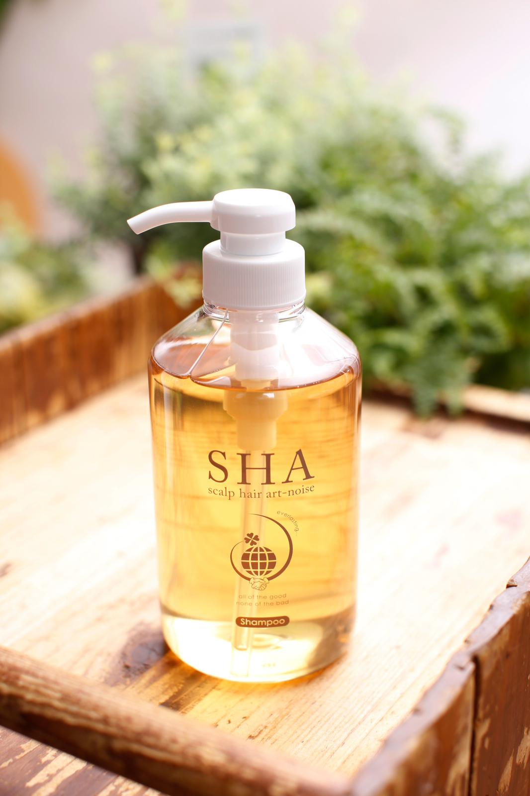 Photo - SHA shampoo
