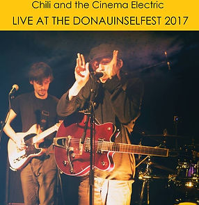 Chili Tomasson and the Cinema Electric - Donauinselfest