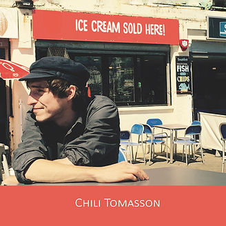 IceCream Sold Here - Chili Tomasson