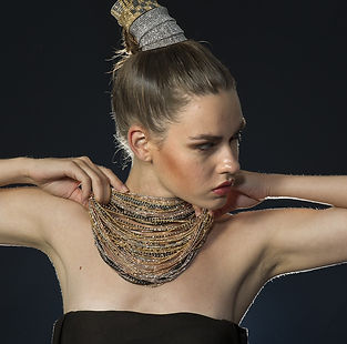 Fait main Les colliers de Perles de Brume