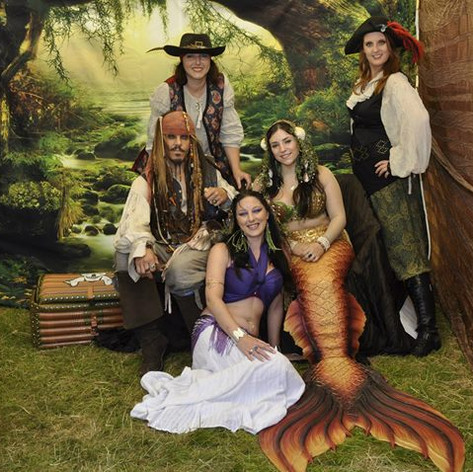 3 wishes faerie festival 2015Photograph by Andrew Childs Photos