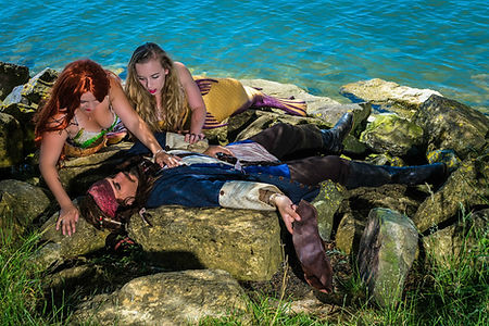 real life singing mermaid