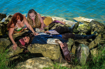 The Pirate & the Mermaids
