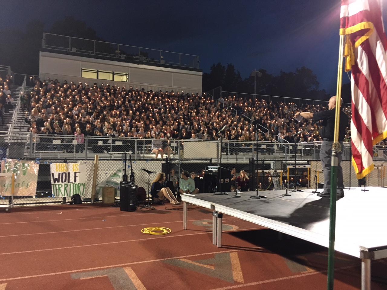 High School Vigil
