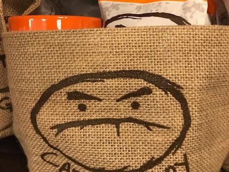 Grumpy - 気難しい/不機嫌な