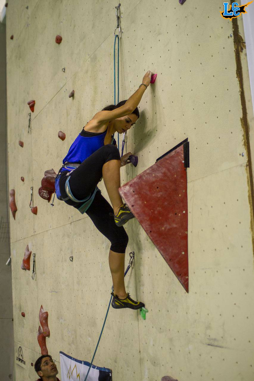Lead Climbing Competition