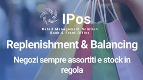 Replenishment e Balancing dello Stock di negozio
