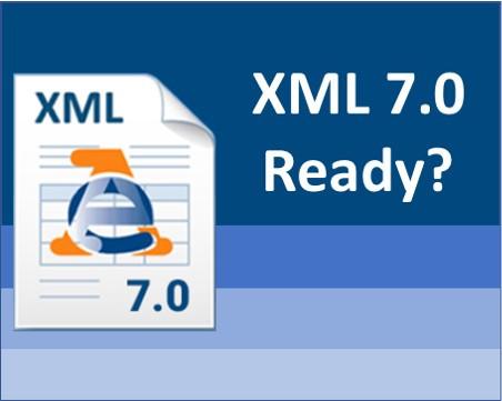 XML 7.0 Siete pronti?