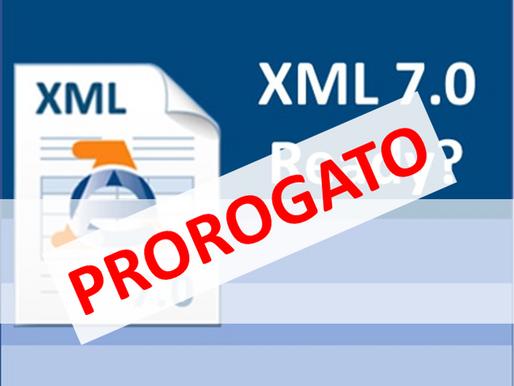 Registratori telematici, prorogato il termine per l'adozione dell'XML7.0 al 2022