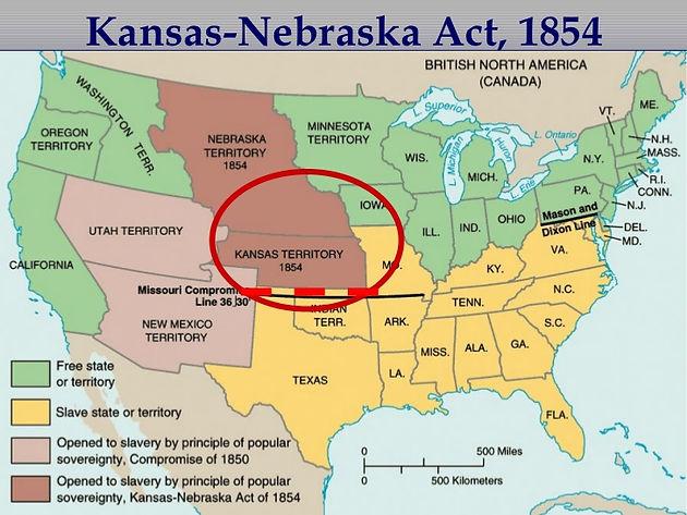 Trifecta Kick off to the Civil War: Missouri Compromise ...