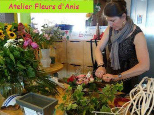 Atelier Fleurs d'Anis
