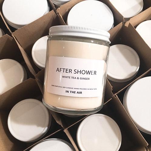 'AFTER SHOWER' - WHITE TEA & GINGER