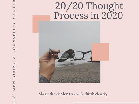 20/20 Mindset in 2020
