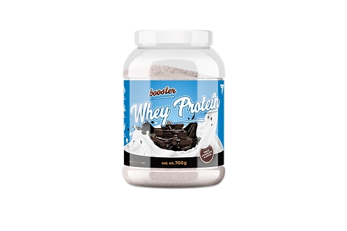 BOOSTER WHEY PROTEIN TRIPLE CHOCOLATE 2000g