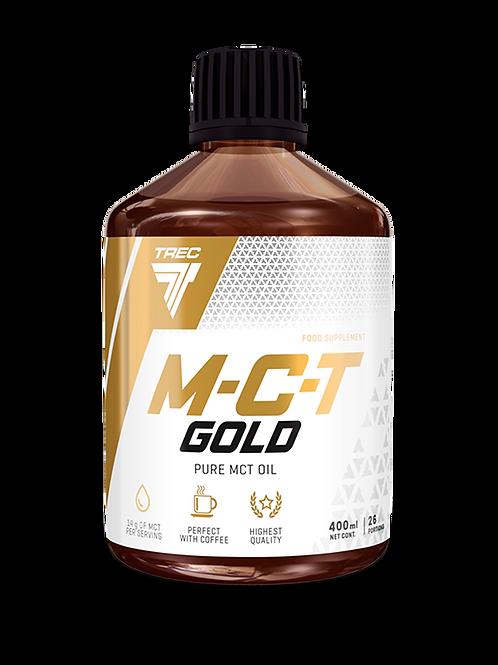 M-C-T GOLD 400ml - MCT-Öl 100%