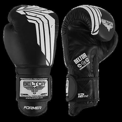 Former | boxing gloves black